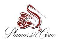 Plumas del cisne Logo